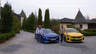 Srovnávací test vozů Kia Stinger 2,2 CRDi AWD vs. Kia Stinger 2,0 T-GDi (repríza)