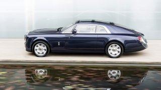 Unikátní Rolls-Royce na míru je auto za stamiliony