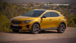 Test nového SUV Kia XCeed