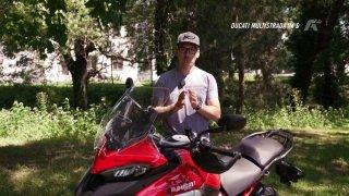 Recenze motocyklu Ducati Multistrada V4 S