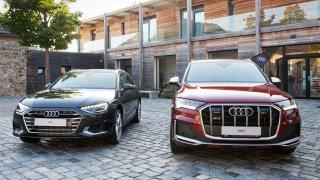 Audi omladilo modely A4 a Q7. S oběma už jsme se svezli i v Česku