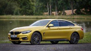 BMW i440 GrandCoupé xDrive exteriér 1