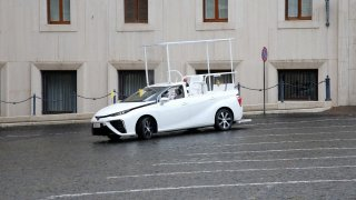Toyota papež