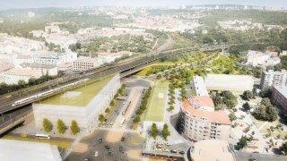 Městský okruh Vlasta
