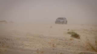 Uvězněn v písku. Kodiaq bojuje o život!