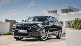 Kompaktní BMW X2 má novou verzi M Performance
