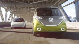 Volkswagen I.D. Buzz 1