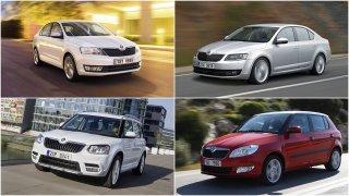 Fabia, Rapid, Yeti i Octavia musí do servisu. Škoda svolává skoro tři tisíce aut kvůli motorům