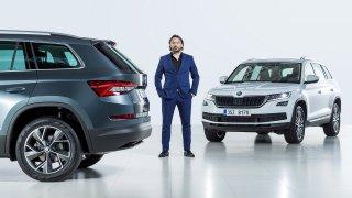 Kabaň nečekaně skončil ve Škodě! Bude navrhovat BMW