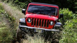 Ocenění pro Jeep Wrangler