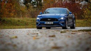 Ford Mustang exteriér 4