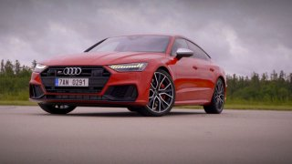 Recenze Audi S7 55 TDI quattro