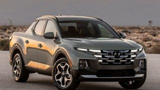 Hyundai Tucson z Nošovic se proměnil na praktický pick-up. Utáhne i dvoutunový vlek
