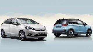Nová Honda Jazz se v Ženevě ukáže ve dvou verzích. Kromě klasiky dorazí i SUV Crosstar