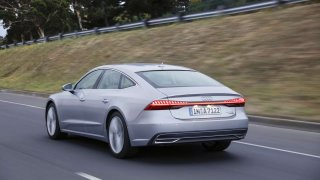 "Audi A7 Sportback je ""2019 World Luxury Car"""