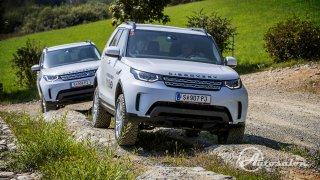 Spielberg režíroval jízdu Land Roveru Discovery! Aneb není Spielberg jako Spielberg