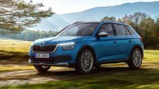 Škoda Kamiq rozšiřuje výbavu o verzi Scoutline. Premiéru bude mít v březnu v Ženevě
