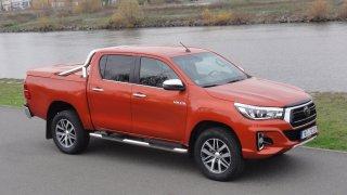 Toyota Hilux exterier 3