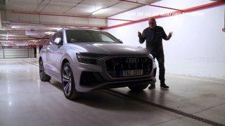Test Audi Q8 50 TDI quattro Tiptronic