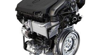 VW motor 1.5 TSI ACT BlueMotion