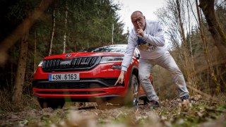 Fototest: Nabízí Škoda Kodiaq RS zážitky odpovídající ambiciózní ceně?