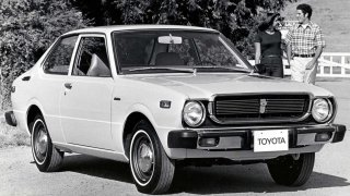 Historie modelu Toyota Corolla
