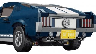 Ford Mustang 1967 - LEGO 3