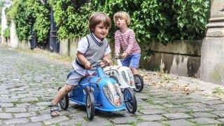 Peugeot Life Rider