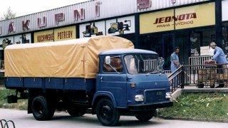 Poklady stodol a garáží: Avia bývala nejrychlejším autem na silnici, jela vždy na čele kolony
