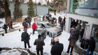 Volvo Cars cílí na nové způsoby představení svých vozů