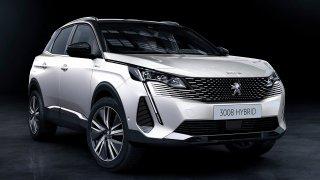 Oblíbené SUV Peugeot 3008 prošlo faceliftem. Nový je především design, ale také technologie