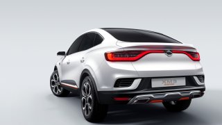 Renault Samsung Motors XM3 INSPIRE 3
