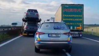 kolony kamion