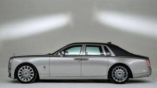 Rolls-Royce Phantom 2018 3