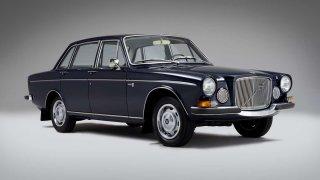 Volvo 164 slaví padesátiny