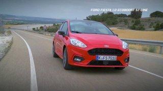 Recenze Fordu Fiesta 1.0 EcoBoost ST Line (repríza)