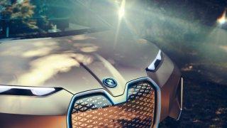 BMW iNEXT prochází zimním testováním