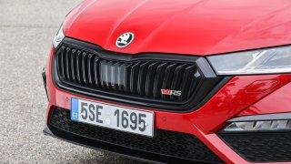 Škoda Octavia Combi RS iV