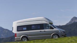 VW California XXL je sen cestovatelů. 4