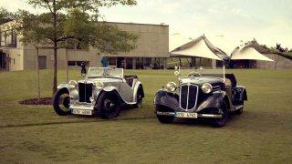 Automobilové klenoty první republiky si dají dostaveníčko v Hostivaři