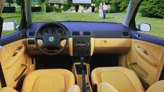 Rok 1999 - Škoda Fabia