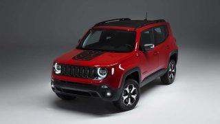 Jeep Renegade Plug-in Hybrid 1