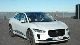 Jaguar I-Pace exterier 1