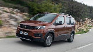 Peugeot Rifter (růst z 36. na 21. pozici)