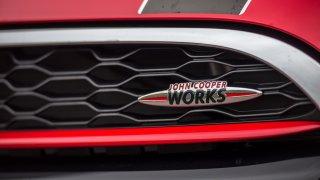 MINI JCW Cabrio - exteriér 3