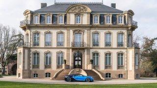 Bugatti Chiron ve skutečném světě - Obrázek 4