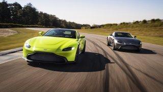 Konečně. Aston Martin Vantage je oficiálně venku