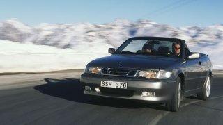 Saab 9-3 2.0 T Cabrio AT