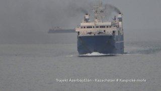 Fotr na tripu 38: Hygienický děs, aneb trajekt přes Kaspické moře