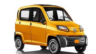 Bajaj Qute je jedno z nejlevnějších aut na světě. Dá se koupit i v Česku